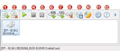 آموزش نرم افزار Daemon Tools Lite - عکس 2