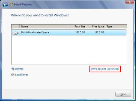 آموزش تصویری نصب ویندوز 7 - عکس هفتم