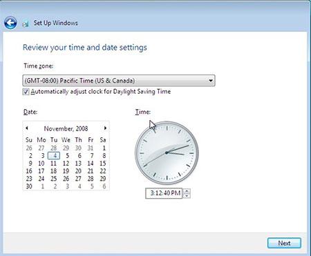 آموزش تصویری نصب ویندوز 7 - عکس چهاردهم