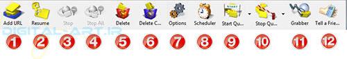 آموزش کامل نرم افزار internet download manager - عکس 02-1