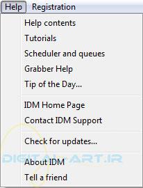 آموزش کامل نرم افزار internet download manager - عکس 9