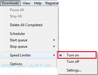 آموزش کامل نرم افزار internet download manager - عکس 16