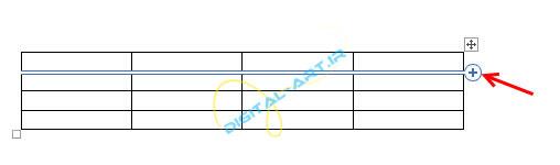 آموزش رسم جدول در ورد و تنظیمات آن-2013-2-23