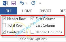 آموزش رسم جدول در ورد و تنظیمات آن-2013-2-8