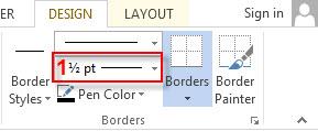 آموزش رسم جدول در ورد و تنظیمات آن-2013-2-9