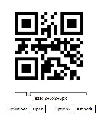آموزش و معرفی وبسایت ساخت کدهای qrcode.me - QR -04