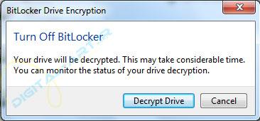 رمز گذاری روی درایو ها و حافظه های جانبی در ویندوز 7 - 10