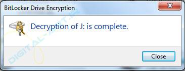 رمز گذاری روی درایو ها و حافظه های جانبی در ویندوز 7 - 11