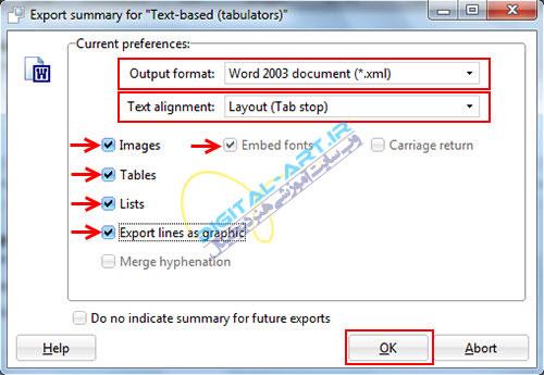 آموزش کاربردی و کامل تبدیل فایل PDF به ورد فارسی-6