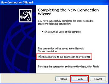 آموزش ساخت کانکشن ADSL در ویندوز XP-12
