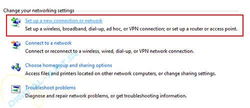 آموزش ساخت کانکشن ADSL در ویندوز 7 و 8 -04