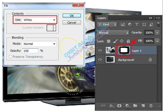 آموزش ساخت افکت تبلیغاتی نمایشگرهای سه بعدی-11