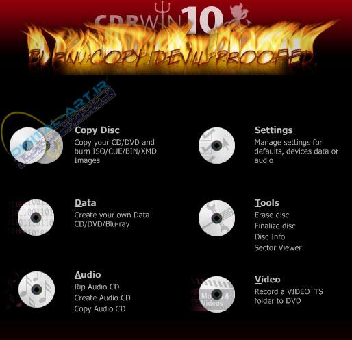 آموزش نرم افزار CDRWIN (رایت CD و DVD)-قسمت اول-01