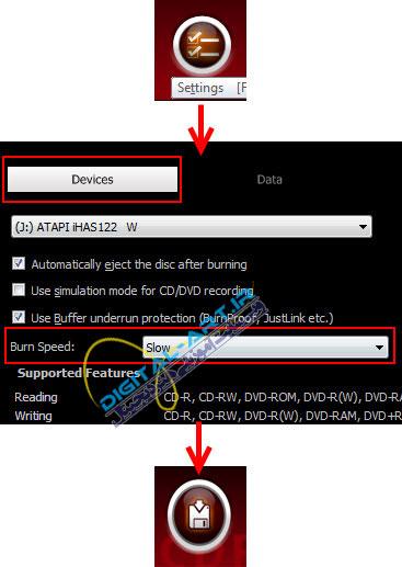 آموزش نرم افزار CDRWIN (رایت CD و DVD)-قسمت اول-05