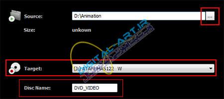 آموزش نرم افزار CDRWIN (رایت CD و DVD)-قسمت دوم-18