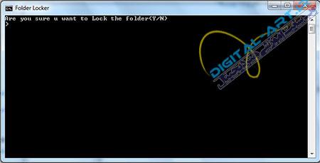قفل کردن پوشه ها در ویندوز بدون استفاده از نرم افزار-05