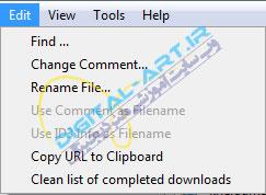 آموزش کامل نرم افزار Orbit downloader-قسمت اول-04