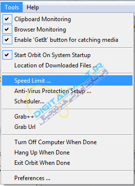 آموزش کامل نرم افزار Orbit downloader-قسمت دوم-07