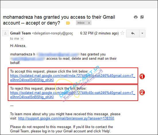 آموزش مدیریت چند اکانت ایمیل Gmail در یک اکانت-5