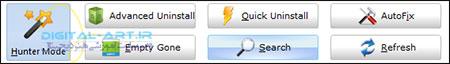 آموزش کامل نرم افزار your uninstaller pro (حذف کامل نرم افزارها)-08