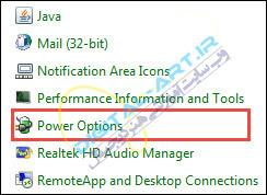 تنظیم زمان خاموش شدن صفحه نمایش و Sleep ویندوز -03