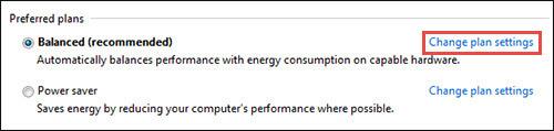 تنظیم زمان خاموش شدن صفحه نمایش و Sleep ویندوز -04