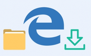 تغییر محل ذخیره دانلود فایل ها در مروگر Microsoft Edge - cover