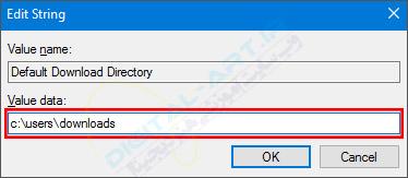 تغییر محل ذخیره دانلود فایل ها در مروگر Microsoft Edge -04