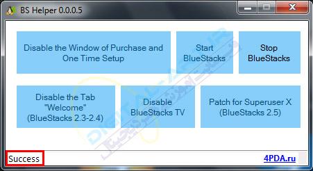 آموزش روت کردن بلواستکس نسخه 2.5 و بالاتر -02