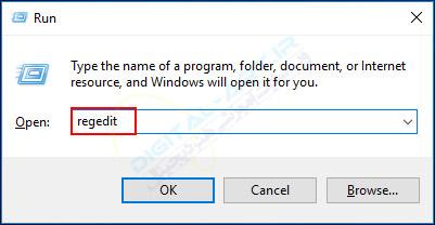 حل مشکل عدم نمایش گزینه Open with در منوی راست کلیک ویندوز -01