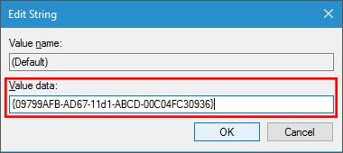 حل مشکل عدم نمایش گزینه Open with در منوی راست کلیک ویندوز -05