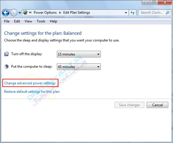 آموزش جلوگیری از خاموش شدن خودکار دستگاه USB در ویندوز -03