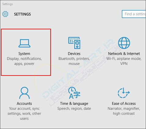 آموزش حذف فایل های موقت یا Temp در ویندوز 10 -02
