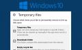 آموزش حذف فایل های موقت یا Temp در ویندوز 10 -cover