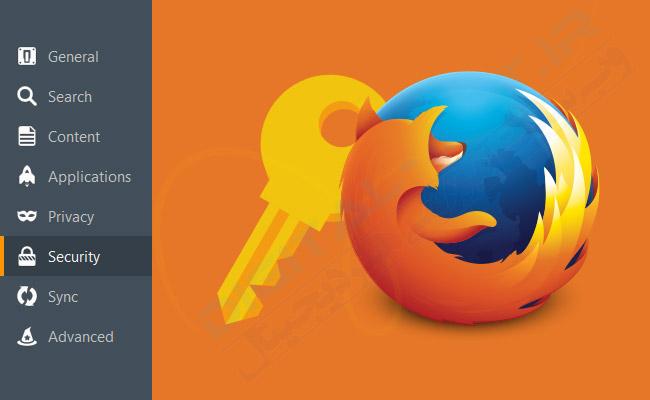 حذف یوزرنیم و پسورد ذخیره شده در مرورگر موزیلا فایرفاکس -کاور