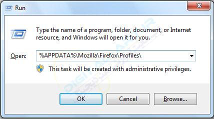 3 راه پیدا کردن محل ذخیره پروفایل موزیلا فایرفاکس -02