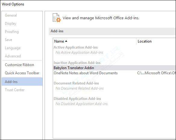 آموزش اجرای برنامه های Word, Excel, PowerPoint در حالت Safe Mode -04