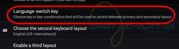 Keyboard External Pro-7