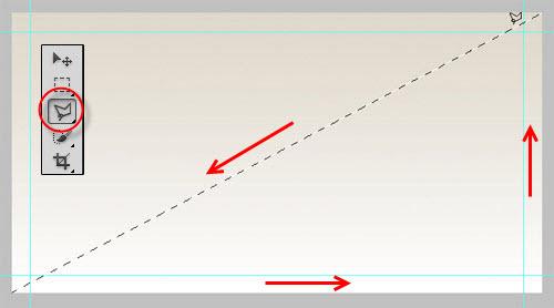 آموزش طراحی کارت ویزیت ساده و شیک -1-5