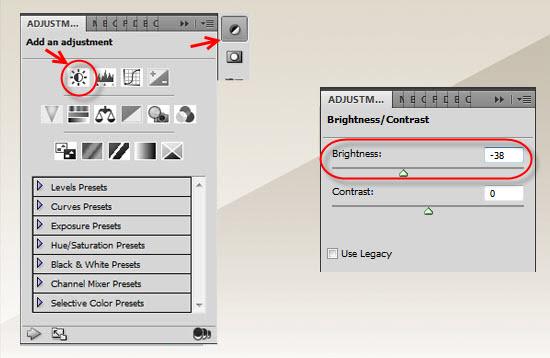 آموزش طراحی کارت ویزیت ساده و شیک -1-6