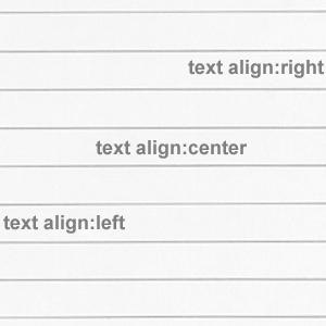 css-textalign