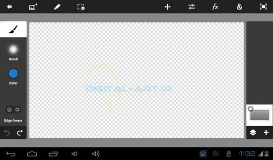 آموزش نرم افزار photoshop touch - چهار
